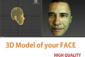 create 3d photos make your face in 3d model from photo gigsworld world