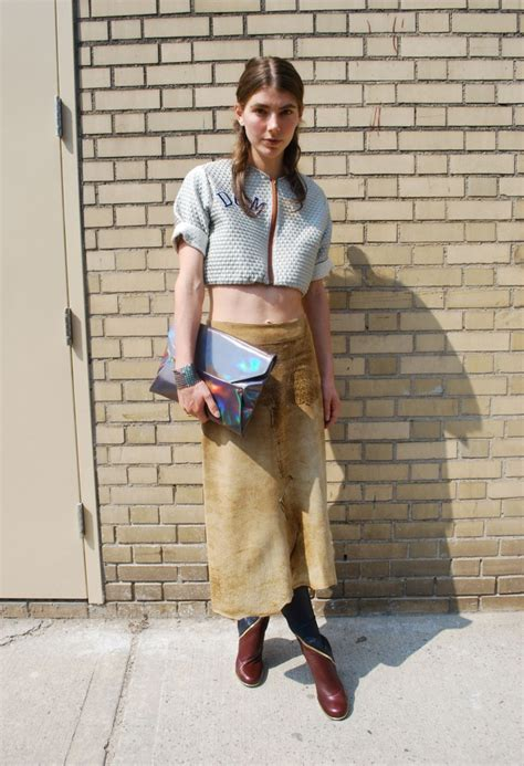 Top Nyc Fashion Blogs by The Crop Top Style Milan New York Fashion