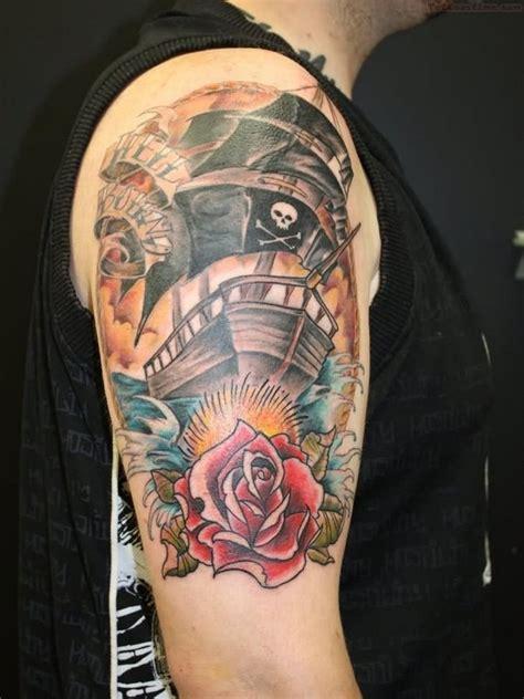 tattoo design editor 40 fantastic pirate tattoos designs the tattoo editor