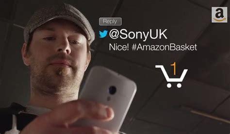 amazon twitter amazon gli acquisti si possono fare anche tramite twitter