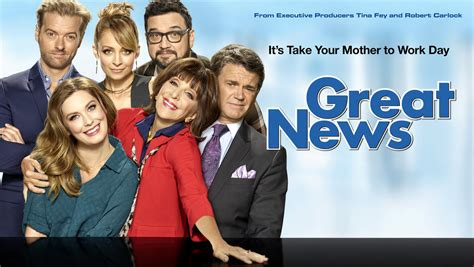 nbc show renewed for 2017 great news tv show on nbc ratings cancelled or season 2