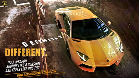 lamborghini ads lamborghini aventador and adv1 tyre ad posters on behance