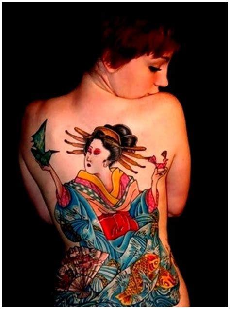 tattoo hình geisha 42 tatuajes de geishas tambi 233 n de estilo pin up