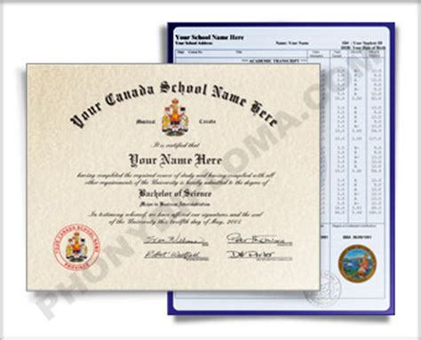 Uconn Mba Diploma Frame by Canada Diploma And Transcripts From Canada