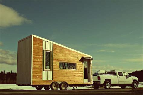 house on wheels tiny house and the building code