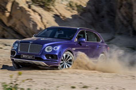 2017 Bentley Suv 2017 Bentley Bentayga Suv Review Auto List Cars Auto