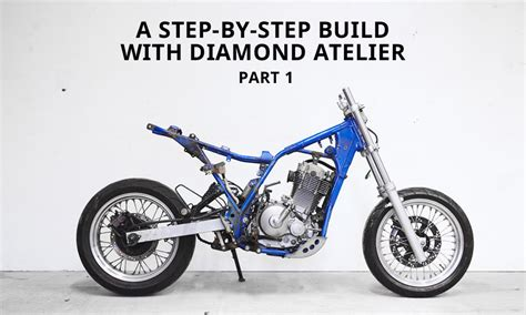 Best Resume Designs by How To Turn A Dirt Bike Into A Cafe Racer Part 1