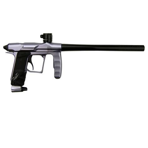 Valken Proton Paintball Gun by Valken Proton Paintball Marker Stainless Dust Black