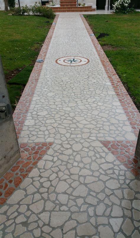 pavimenti in palladiana pavimento in palladiana marmo per esterno in botticino con