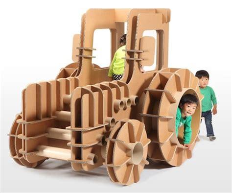 recycelbar robust spielzeug kinderm 246 bel aus pappe