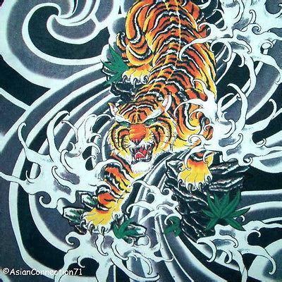 29 best japanese tiger sleeve tiger irezumi japanese sleeve japan biker t