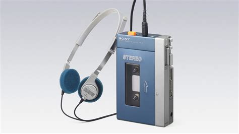 cassette walkman the history of the walkman 35 years of iconic
