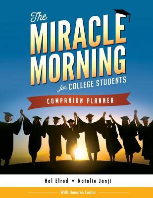 the miracle morning companion planner books elrod hal opentrolley bookstore singapore