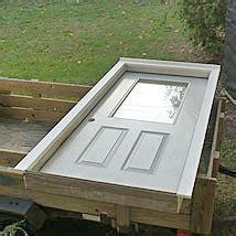 Brickmold Door by How To Install A Steel Entry Door In New Construction