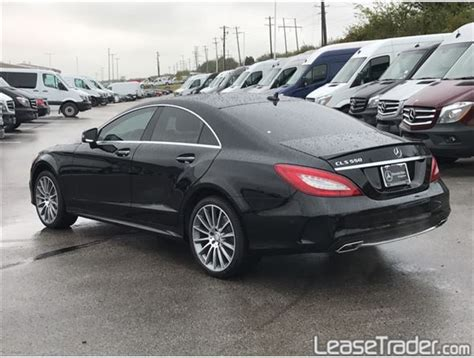 2017 mercedes cls550 4matic coupe