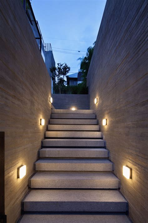Outdoor Lighting Stairs 25 Benefits Pf Stair Lights Outdoor Warisan Lighting