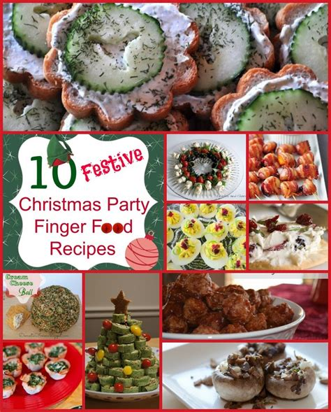 top 10 easy christmas party food ideas for kids food recipes easy finger food recipes