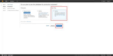 tutorial de mysql en xp c 243 mo crear una base de datos mysql amazon web services