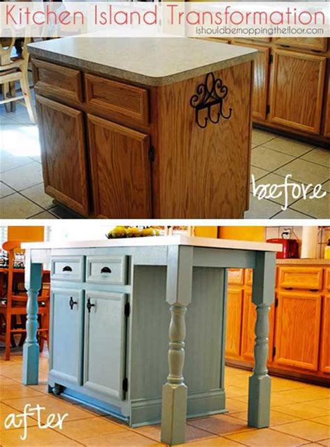 diy kitchen island with seating 32 simple rustic kitchen islands amazing diy