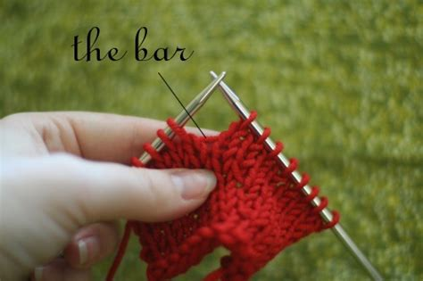 m1 in knitting knitting increase tutorial sounds like an