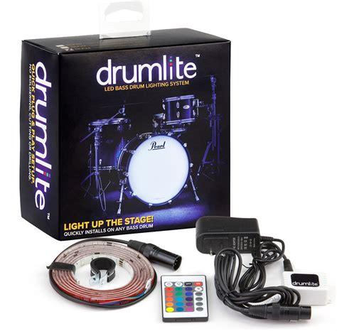drum set led lights drumlite led lights 22 quot bass drum kit just drums