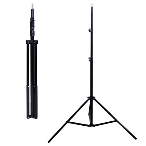 Tripod 1 M 2m 78 inch photography studio light tripod support stand with 1 4 quot for softbox l