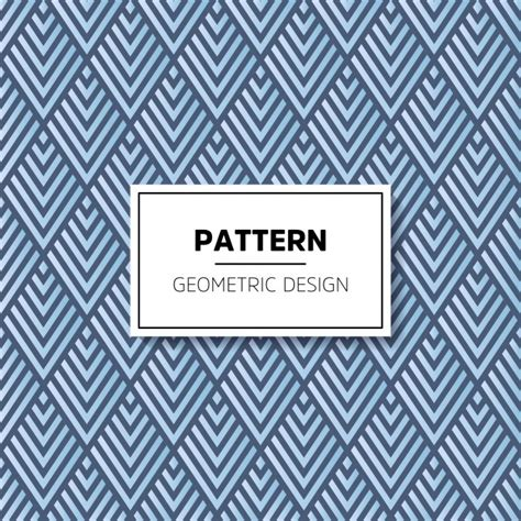 pattern lines download geometric pattern with lines and rhombus vector free