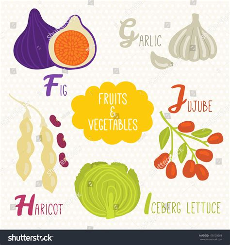 f fruits and vegetables alphabet for with fruits and vegetables letters f g