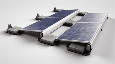 Ballasted Solar Racking by Mounting And Racking Product Showcase Solar Builder