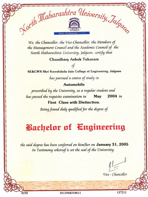 Bachelor S Degree In Mechanical Engineering With Mba Starting Salary by Chaudhari Ashok