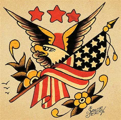 Traditional by Traditional Tattoos The All American Gentleman