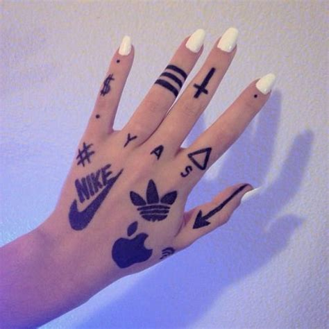 small sharpie tattoos sharpie search my polyvore finds