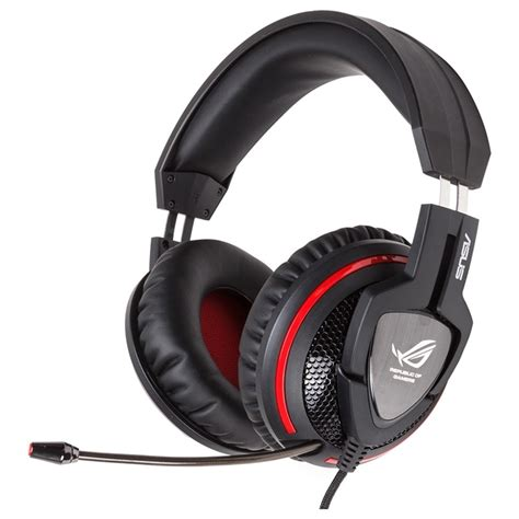 Headset Asus Gaming asus rog pro gaming headset black