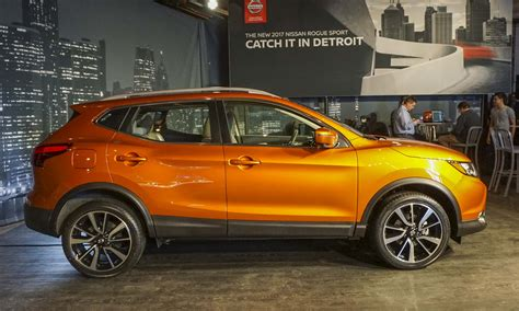 Nissan Rogue Friendly by 2017 Detroit Auto Show Nissan Rogue Sport 187 Autonxt