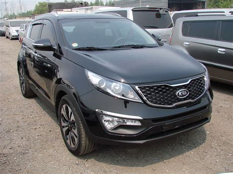 Kia Use Used 2012 Kia Sportage Photos 2000cc Gasoline