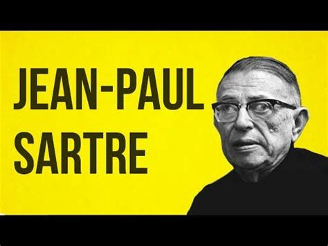 sartre philosophy in an the of life and philosophy on