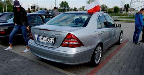 Mercedes Approved Garage by 2004 Mercedes W203 C Class C180 Kompressor