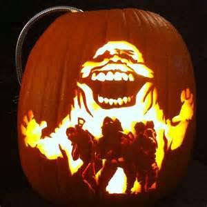 ghostbusters 40 best pumpkin carvings of monsters and