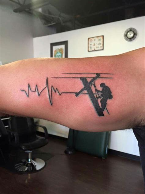 lineman tattoo designs 17 best lineman tattoos images on lineman