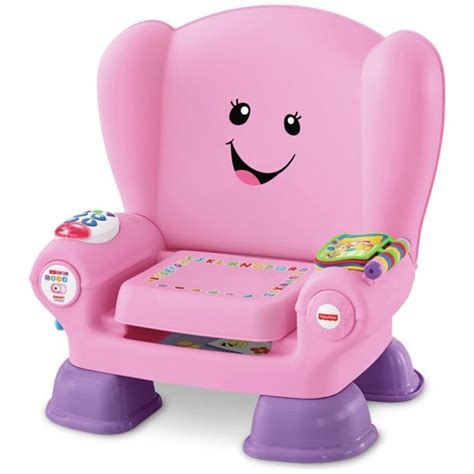 Fisher Price Laugh Learn Chair by Buy Fisher Price Laugh Learn Smart Stages Chair Pink At Argos Co Uk Your Shop For