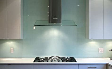 frosted glass backsplash in kitchen 17 best ideas about back painted glass on