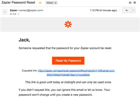 password change email template password reset email template design and best practices