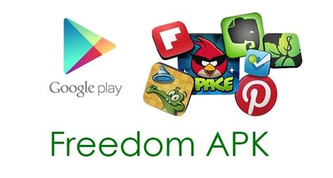 freeeom apk freedom apk version for android updated tech world zone