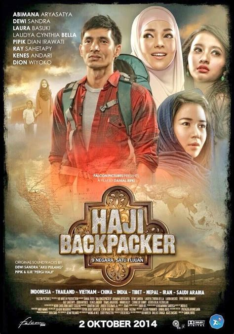 Haji Backpacker New Aguk Irawan haji backpacker a grand looking spiritual journey dan
