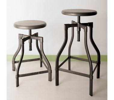 Crate And Barrel Bar Stool by Crate And Barrel Turner Iron Barstools
