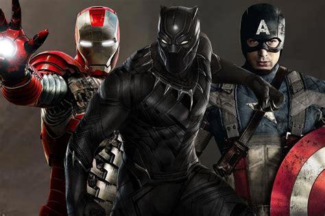 marvel reveals black panther captain marvel inhumans avengers black panther casting call reveals interesting marvel