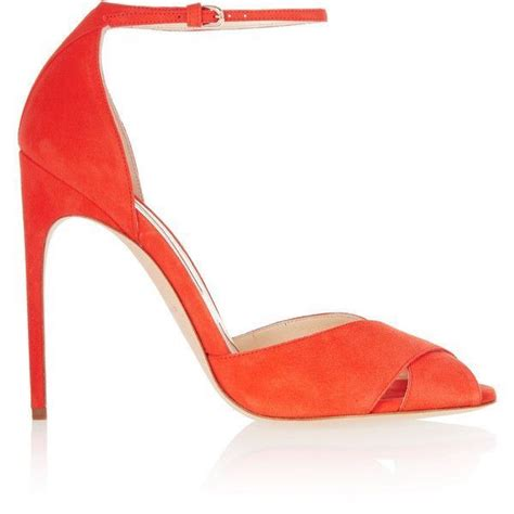 bright orange high heels best 25 orange high heels ideas on orange