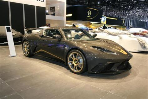 rockaway gallery lotus editions picture other lotus f1 team limited edition evora gte