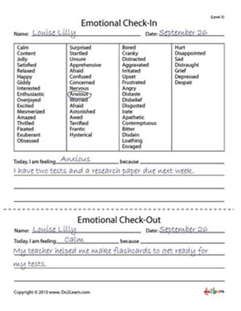 Identifying Feelings Worksheet by Identifying Emotions Worksheet Switchconf