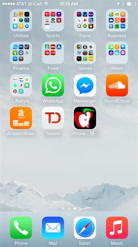 home screen layout ideas iphone 6 iphone home screen layout ideas home art